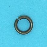 Jumpring (10mm) OPEN | Antique Brass