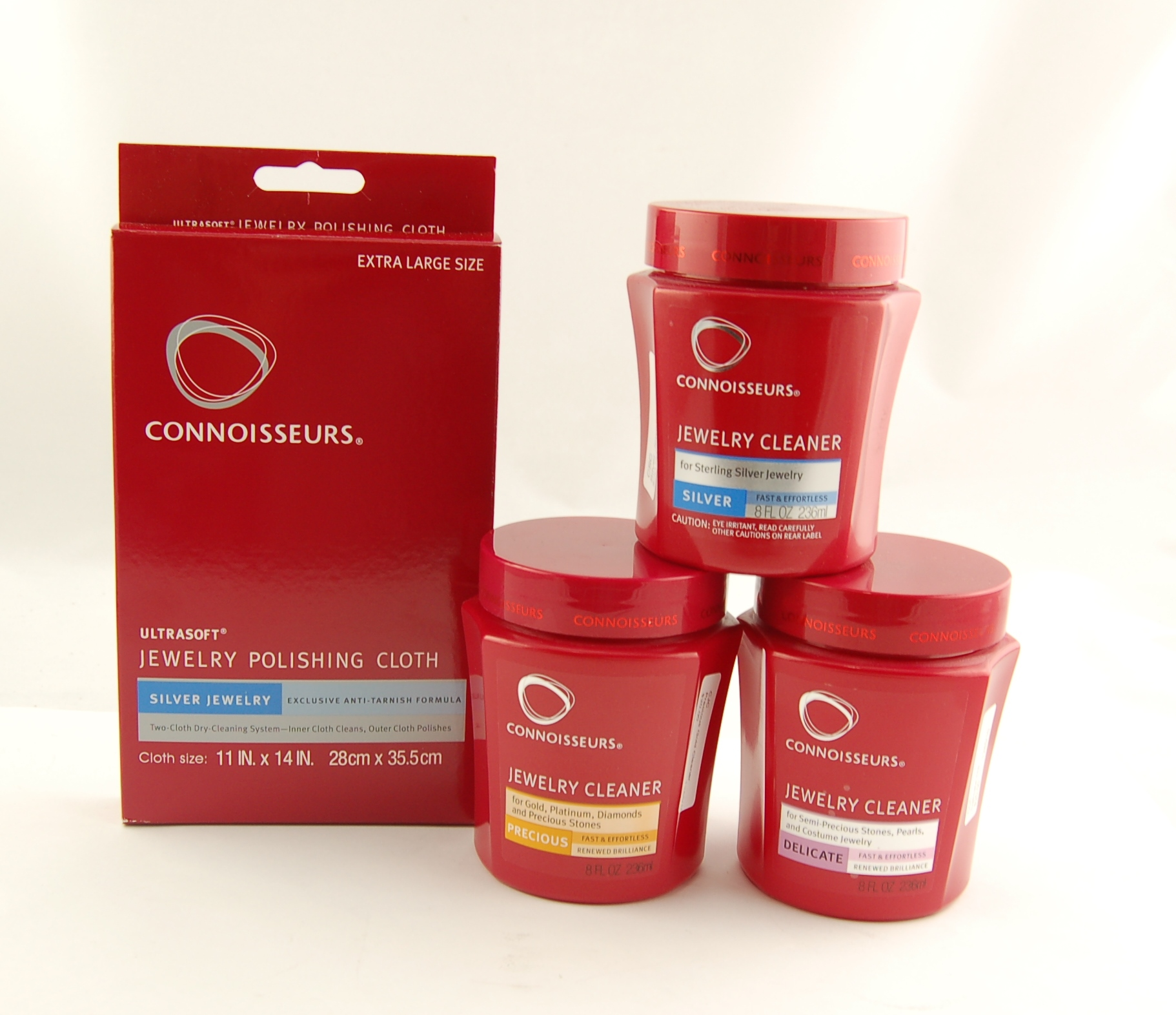 FEATURED PRODUCT: Connoisseurs Jewellery Cleaners