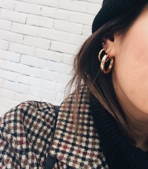 Winter Styling with Earrings