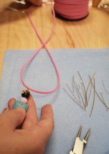 Thread cord