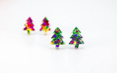 Top Christmas earrings 2021